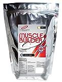 Muscle Building Smoothie Pwder, Weight Gainer Smoothie Powder, Vanilla, Natural Ingredients 5lbs by Power Blendz