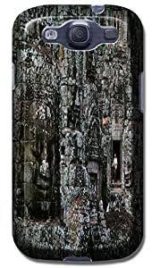 Fantastic Faye Cell Phone Cases For Samsung Galaxy S3 i9300 No.5 The Special Design With Colorful Abstract Painting.