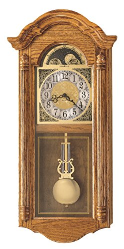 Howard Miller 620-156 Fenton Wall Clock