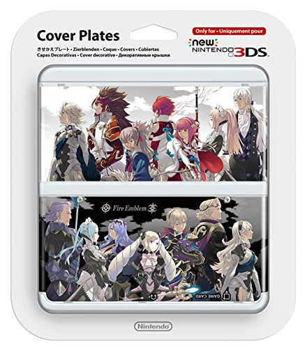 (New Nintendo 3DS Cover Plates No.061 Fire Emblem Fates)
