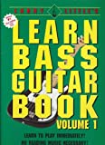 "Larry Little's ""Learn Bass Guitar Book"", Larry Little, 188420810X"