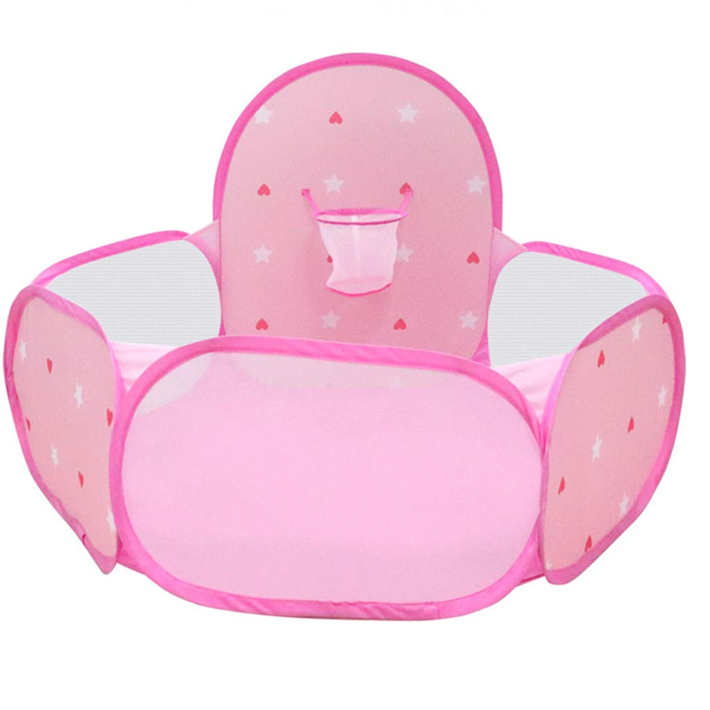 Baby Fence Ocean Ball Pool Children's Playpen Tent Toddler Crawl Mat Carpet Indoor Princess Wave House Folding Home Game Girl Toy