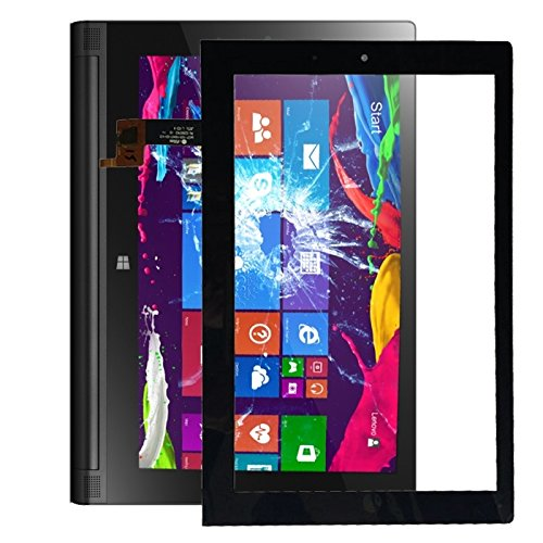 LIYE Touch Panel for Lenovo Yoga Tablet 2/1051 / 1051L(Black) (Color : Black) by LIYE