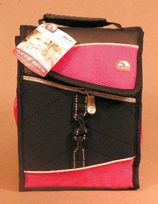 Igloo Bag It Insulated Lunch Cooler ~ - Lunch Pink Box Igloo