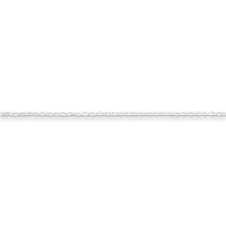 スターリングシルバー0.5 MMケーブルチェーン(から選択16、18、20、24インチ 18.0 インチ  B00KDUYIZU