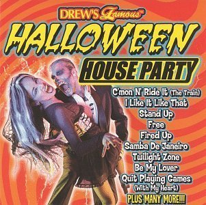 Drews Famous Halloween House Party by Turn Up The -