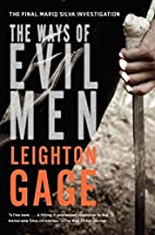 The Ways of Evil Men (A Chief Inspector…