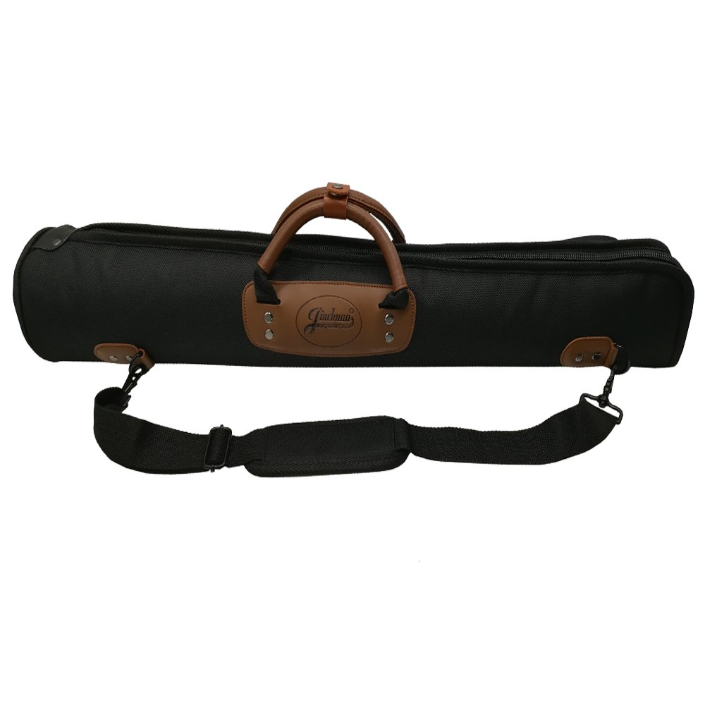 Xinlinke Soprano Saxophone Case EWI Electronic Torch Clarinet Soft Sax Gig Bag 15mm Padded