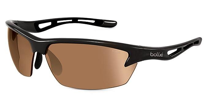 Bollé (CEBF5) 11520 Gafas, Unisex Adulto, Negro (Shiny), L: Amazon.es: Deportes y aire libre