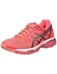 Gel-Cumulus 18 Ladies Running Shoes - Diva Pink