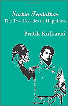 Book Sachin Tendulkar-The Two Decades of Happiness