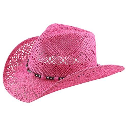 Port Shapeable Straw Cowboy...