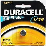 Duracell DL1/3N CR1/3N 2L76 5018LC K58L 3V Lithium Battery