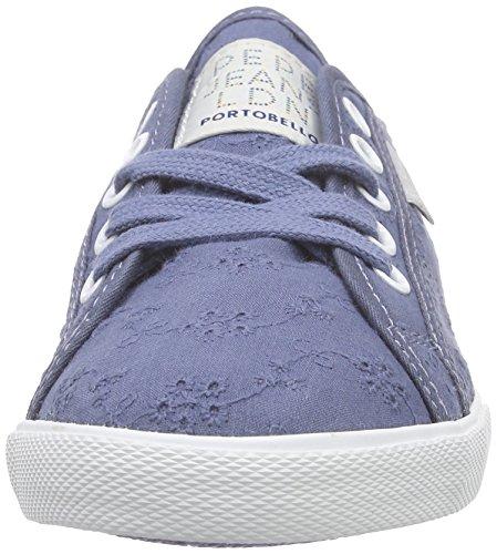 Pepe Jeans Aberlady blau Blu Donna Scarpe 588ocean Da Ginnastica Anglaise PAOWnfwUqA