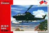 "Special Hobby AH-1Q/ S Cobra ""US Army & Turkey"" Model Kit (1/72 Scale)"