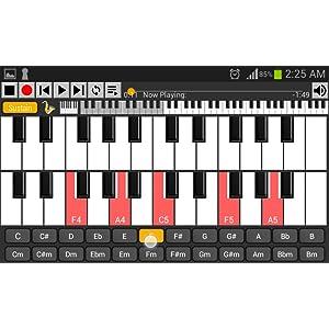 Cuerdas y Piano Teclado: Amazon.es: Appstore para Android