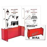 ETA hand2mind MIRA Geometric Reflectors Class Set, Set of 32