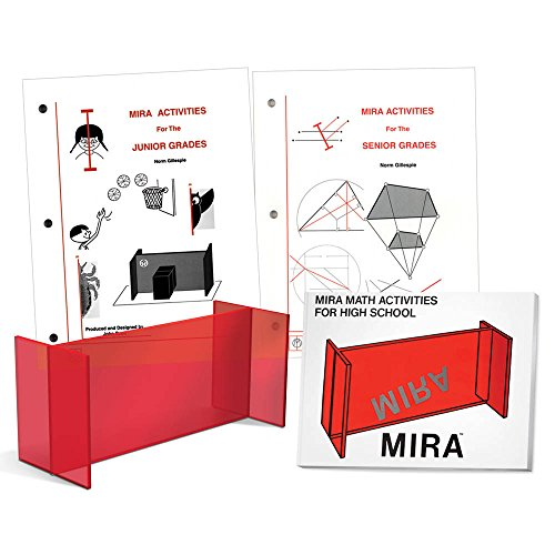 ETA hand2mind MIRA Geometric Reflectors Class Set, Set of 32 by ETA hand2mind