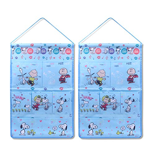 Snoopy Products - Finex Set of 2 Snoopy Blue