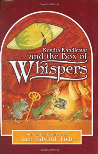 book cover of Kendra Kandlestar and the Box of Whispers