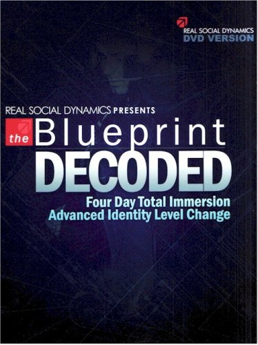 Amazon com: Real Social Dynamics: The Blueprint Decoded