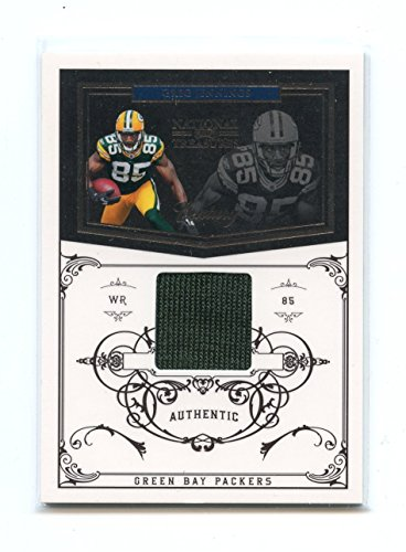 2010 Playoff National Treasures Century Materials #54 Greg Jennings Jersey
