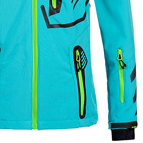 Geographical Geographical Norway Donna Donna Giacca Turchese Norway Turchese Geographical Giacca dUqxaqXAw