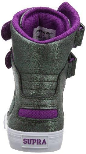 Society Grün Womens Mode Pour Green Supra Vert Femme Ii green Baskets Jkw purple White 6wxnZU