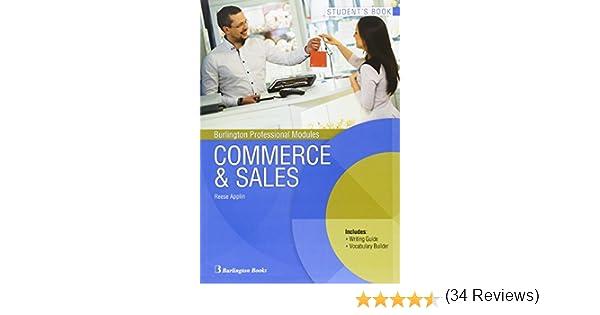COMMERCE & SALES ST 16 BURIN52CF: Amazon.es: Vv.Aa, Vv.Aa: Libros