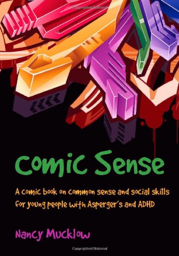 Comic Sense Common Social Aspergers product image