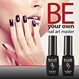 Professional Rubber Top & Base Gel Set By Kodi