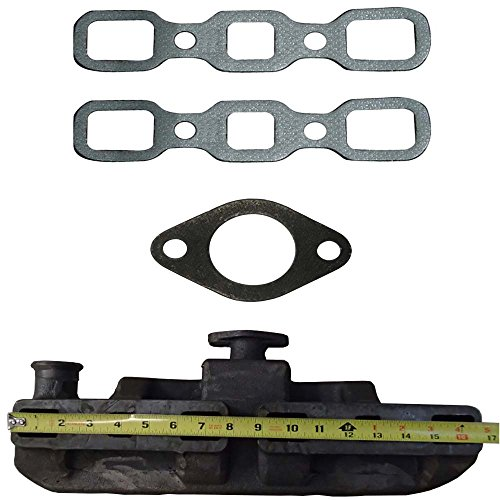 9N9425 New Manifold Kit with Gaskets Made to fit Ford Tractor 2N 8N -