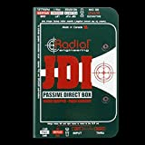 Radial JDI MK3 Passive Direct Box Mint Condition - 6 Month Alto Music Warranty!!!