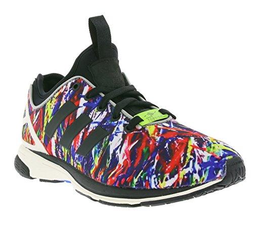 Adidas Zx Flux Tech Nps - B35152 Multicolore