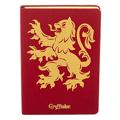 Gryffindor Journal Harry Potter Accessory Gryffindor Gift - Gryffindor Diary Harry Potter Journal -