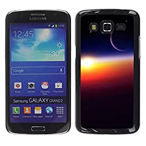 Stuss Case / Funda Carcasa protectora - Aesthetic Cosmic Tastes - Samsung Galaxy Grand 2