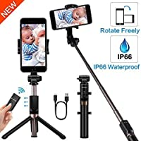 Deals on Yokkao Selfie Stick Bluetooth Selfie Stick