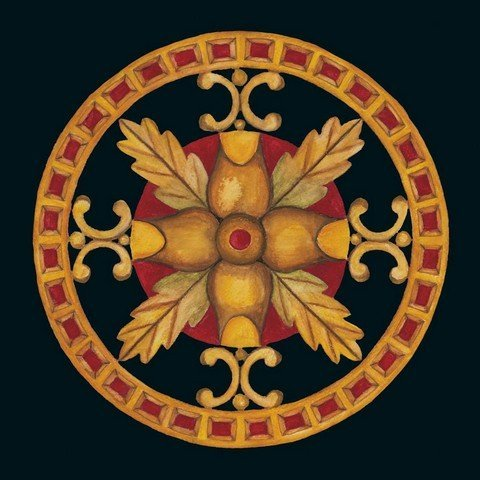 """""""Rosette IV"""" By Lee Anderson , Fine Art Giclee Print on Gall"""