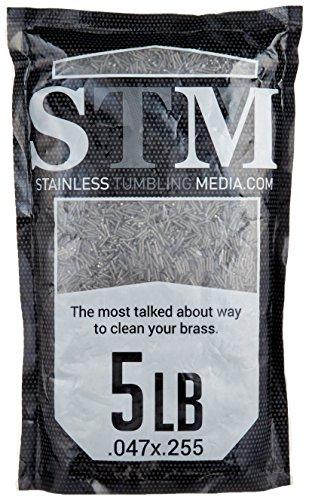 STM Stainless Tumbling Media