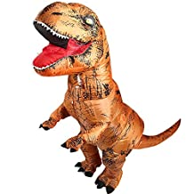 Inflatable Costume Trex for Adult Cosplay Suit Party Dress Dinosaur Toy