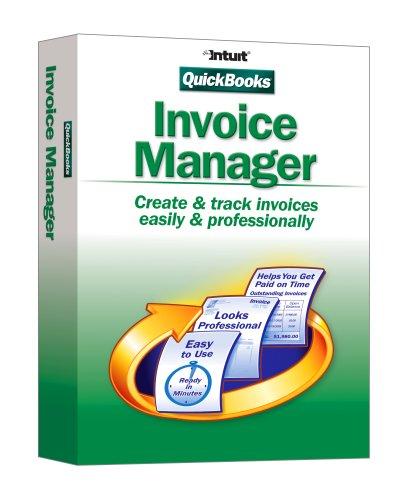 Amazon.com: QuickBooks Invoice Manager 2008 [OLD VERSION]