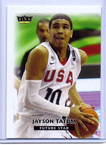 Boston Celtics JAYSON TATUM 2015