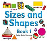 Sizes and Shapes, Ann Montague-Smith and Teacher Created Resources Staff, 1420681664