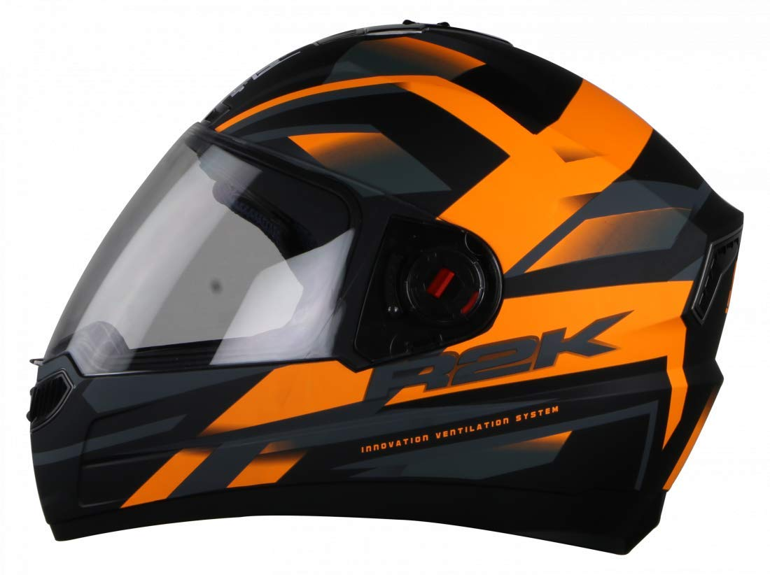 Steelbird R2K Full Face Graphics Helmet