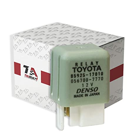 amazon com t1a 85925 17010 toyota lexus 12v ignition cooling blower