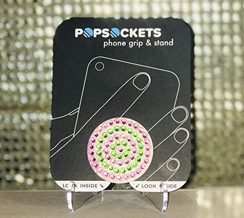 Swarovski Crystal AKA Themed PopSocket phone grip
