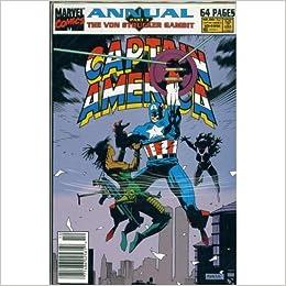 Amazon com: Captain America Annual #10: The Von Strucker