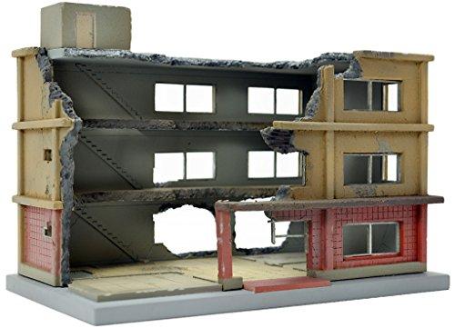 토미 텍 지오 코레 건물 콜렉션 152 해체중의 건물B 폭이 넓은 건물 디오라마 용품