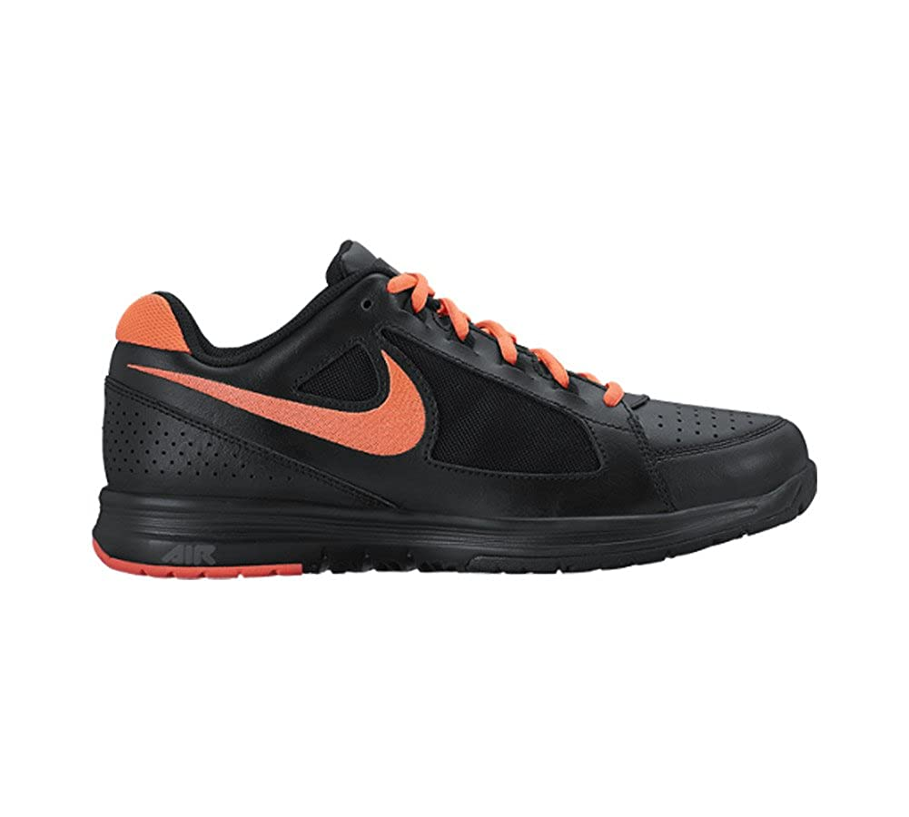 Nike Air Vapor Ace Donna, Nero (BlackDark GreyHot Lava