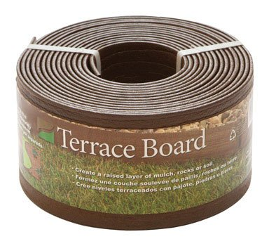 (Master Mark Plastic Prod. Edgi FBA_94440 Master Mark Terrace Board Landscape Edging 4